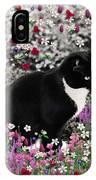 Freckles In Flowers II IPhone Case