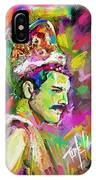 Freddie Mercury, Bohemian Rhapsody IPhone Case