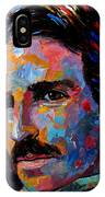 Free Energy Nikola Tesla IPhone X Case