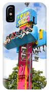 Free Fall IPhone Case