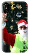 Free Palestine Santa IPhone Case