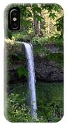 Freefalling Waterfall IPhone Case