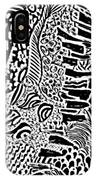 Freestyle 3 Abstract IPhone Case