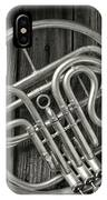 French Horn 2 IPhone Case