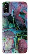 French Hydrangea Rainbow IPhone Case