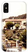 French Riviera 1955 IPhone Case