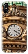 French Time IPhone Case