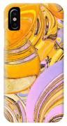 Frenetic Fresnels IPhone Case