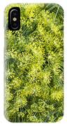Fresh Dill Weed  IPhone Case
