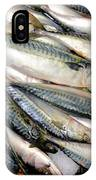 Fresh Fishes In A Market 2 IPhone Case