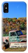 Fresh Mountain Produce IPhone Case