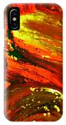 Fresh Swirls IPhone Case
