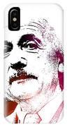 Freud In Flux IPhone Case