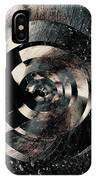 Friction Wheel IPhone Case