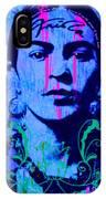 Frida Kahlo Street Pop Art No.1 IPhone Case