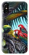 Friends Of A Feather IPhone X Case