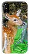 Friends Of The Forest  IPhone Case