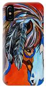 Frisco War Horse IPhone Case