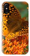 Frittalary Milkweed And Life IPhone Case