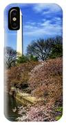 From The Basin To The Monument IPhone Case
