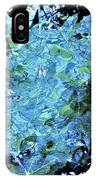 From The Glory Of Trees Abstract IPhone Case