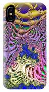 Fronds And Bladders In Lavendar IPhone Case