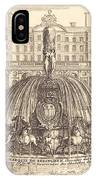 Frontispiece IPhone Case