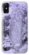 Frost Art IPhone Case