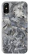 Frost Crystals IPhone Case