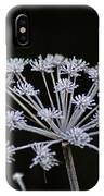 Frosted Hogweed IPhone Case