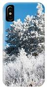 Frosty Mountainside IPhone Case