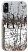 Frozen Apples IPhone X Case