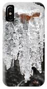 Frozen Branch IPhone Case