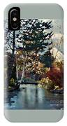 Frozen Creek II Painting IPhone Case