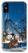 Frozen Hyannis Harbor IPhone Case