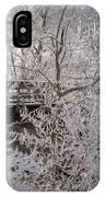 Frozen In Ice IPhone Case