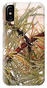 Frozen Pine IPhone Case
