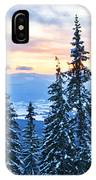 Frozen Reflection 2 IPhone Case