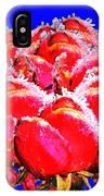 Frozen Roses IPhone Case