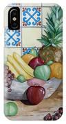 Fruit Bowl IPhone Case