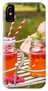 Fruit Drinks IPhone Case