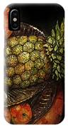 Fruit In The Round IPhone Case