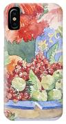 Fruit On A Plate IPhone Case