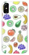 Fruit Pattern  IPhone Case