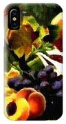 Fruit Still-life Catus 1 No. 1 H A IPhone Case