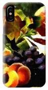 Fruit Still-life Catus 1 No 1 H B IPhone Case
