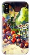 Fruit Still Life IPhone Case