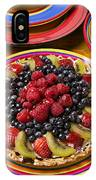 Fruit Tart Pie IPhone Case