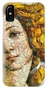 Fruity Venus I Am So Sorry Mr Boticelli IPhone Case