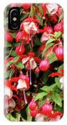 Fuchsia Pastel IPhone Case